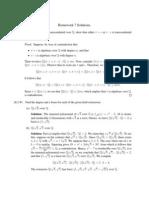 Galois Theory 2010 Exam