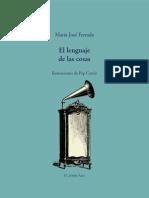 El lenguaje de las cosas:María José Ferrada-Pep Carrió.pdf