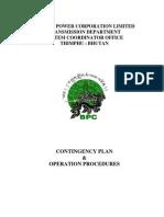 Contingency Plan Bhutan