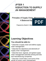 Intro to Supply Chain