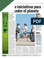 Doce Iniciativas Para Defender El Planeta