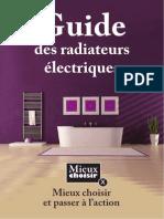 Guide MieuxChoisir ChaufageElectrique