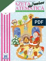 Carti Gazeta.matematica.junior Nr. 33.Dec. Cls.1 4 .TEKKEN