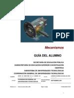 Manual de Mecanismos u. Tec.de Puebla.