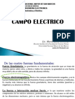 Campo Electrico Ing f III