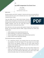 Dynamic Routing Ospf Routing Menggunakan Cisco Packet Tracer