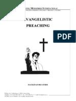 Evangelistic Preaching - Facilitators Guide