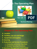 Chapter 6 - Operating Plan