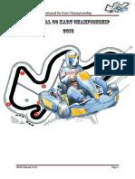 National Go Kart Championship