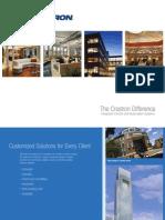 Crestron Corporate Brochure