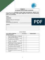 Anexo 6 Lista de Chequeo Inspecciones Planeadas