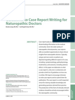 Leung & Seely- Guidelines to Writing a Report