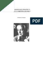 37685352 Manuale Pratico Della Meditazione Massimo Scaligero