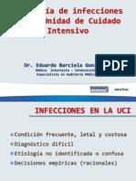 Auditoria de Infecciones en Uci Ene 23
