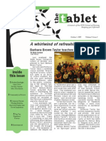 The Tablet, October 1, 2009