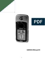 Manual GPSmap 76
