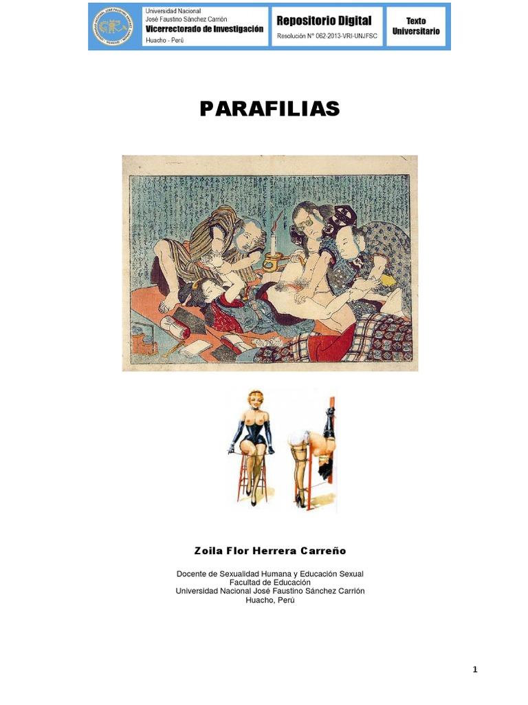 Y Diagnóstico Trastornos De Estadístico Los ParafiliasManual YyvI7f6bg