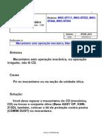 Ajuste Mecanismo HCD-EC66 68 69
