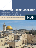 Palestine, Israël, Jordanie