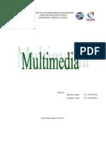 Introduccion a La Multimedia