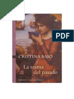 - Los Osorio 03 - La Trama Del Pasado-Bajo Cristina