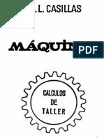 Casillas Maquinas Calculos de Taller