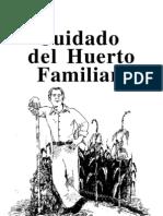 Cuidado Del Huerto Familiar