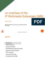 IMS Presentation V0.3 2008-10-28