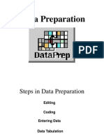 Data Prep and Descriptive Stats