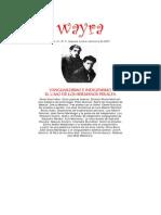 Wayra5 Vanguardia e indigenismo
