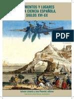 Momentos y lugares de la ciencia española. Siglos XVI-XX