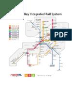Klang Valley Integrated Rail System