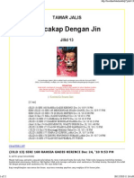 Siri Bercakap Dengan Jin (Tamar Jalis) - Jilid 13