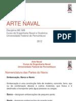 Arte Naval - Parte 1