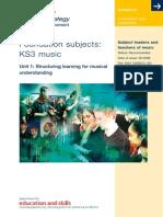 Ks3music Unit 1