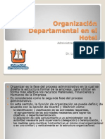 Organización Hotelera UNAB
