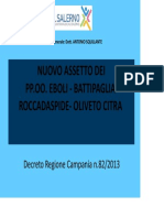 Slides Nuovo Assetto asl salerno