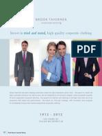 pcl Businesswear Brochure