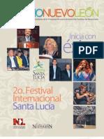 Revista Turismo Nuevo León No. 12