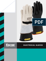 Arc Flash Glove Brochure