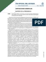 Real Decreto 775-2011 - BOE-A-2011-10459