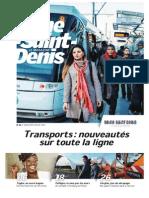 MET BUS TRA Seine Saint Denis Magazine N 36