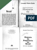 Historia Psiq.brasil Jurandirfreire