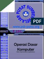 Operasi Dasar Komputer x Ganjil