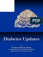 PharmEvo Diabetes & DPP-4 Inhibitors Workshop 2013