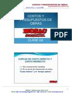 Gestion y Direccion - Costos