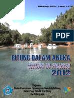 Bitung Dalam Angka 2012