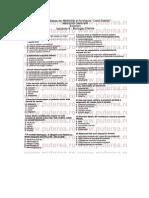 Teste grila Carol Davila UMF 2015