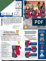 Aruba3 AWI Crown Gas Fired Hot water Boiler Brochure