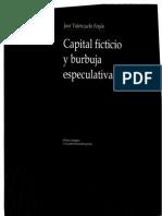 Capital Ficticio y Burbuja Especulativa